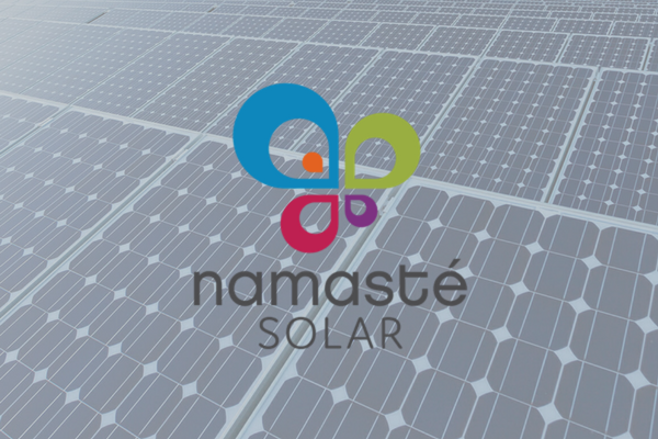 namaste solar case This trade case has been pending for many months, and namasté solar took that time to plan ahead and prepare our forecasts were based on a 30% solar panel tariff, so we prepared for and took action based on this scenario.